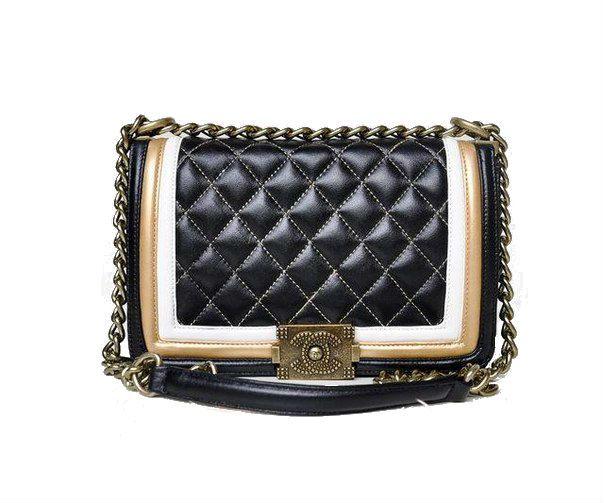 Купить Сумка Шанель ЛеБой черная Chanel Le Boy