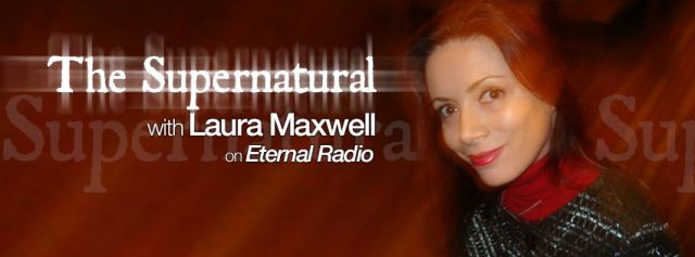 'The Supernatural with Laura Maxwell,' Eternal Radio. Extra repeat now on Saturdays 11am! I interview international guests - Ex Mediums, Ex New Agers & Ex Occultists & those formerly of various religions, for their conversion testimonies & those who teach on dangers of New Age, Occult,etc. Listen on http://tunein.com/radio/Eternal-Radio-s155805/ or http://eternalradio.ning.com/ For details & repeats on ARCHIVE, plz see https://yourspiritualquest.wordpress.com/lauras-show-on-eternal-radio…
