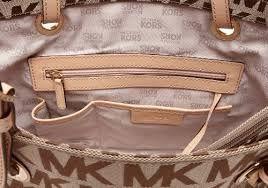 Image result for michael kors handbag linings