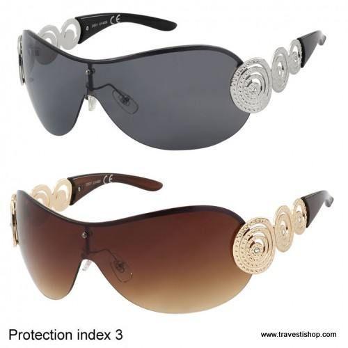 lunettes travesti