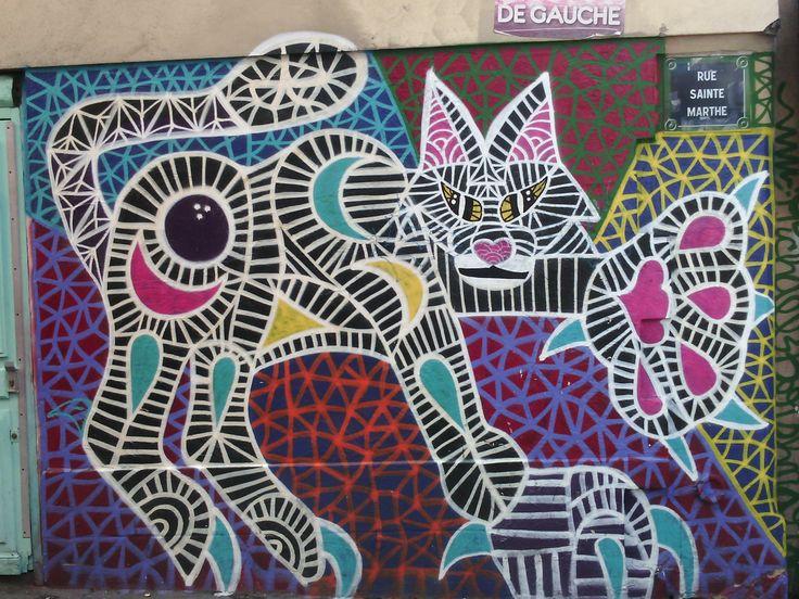 Certains artistes urbains ont vraiment du talent !
