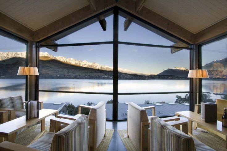 What a view in Queenstown New Zealand! http://blog.luxuryadventures.co.nz/whats-happening-at-the-rees-hotel-queenstown