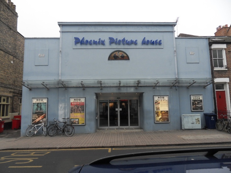 The Phoenix Picturehouse. (find it on facebook) Walton Street. Jericho. Oxford. England. 100 Years Birthday. March 2013.