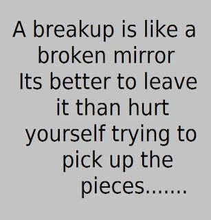 Quotes About Breakups Extraordinary 15 Best Break Ups Images On Pinterest  Thoughts Proverbs Quotes