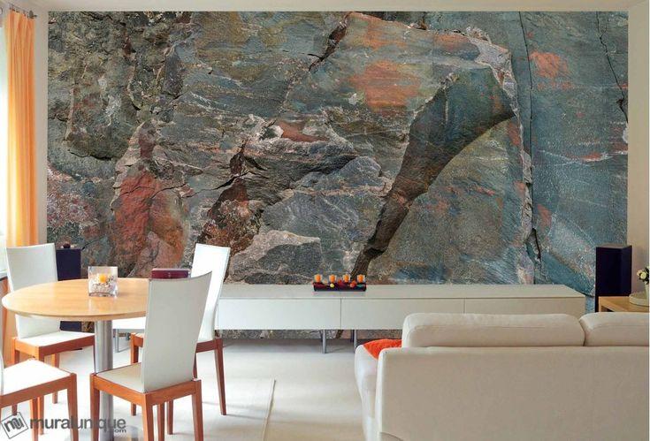 Formation de Roc du Bouclier Canadien | Achetez en Ligne des Murales en Papier Peint Décoratives- Muralunique.com