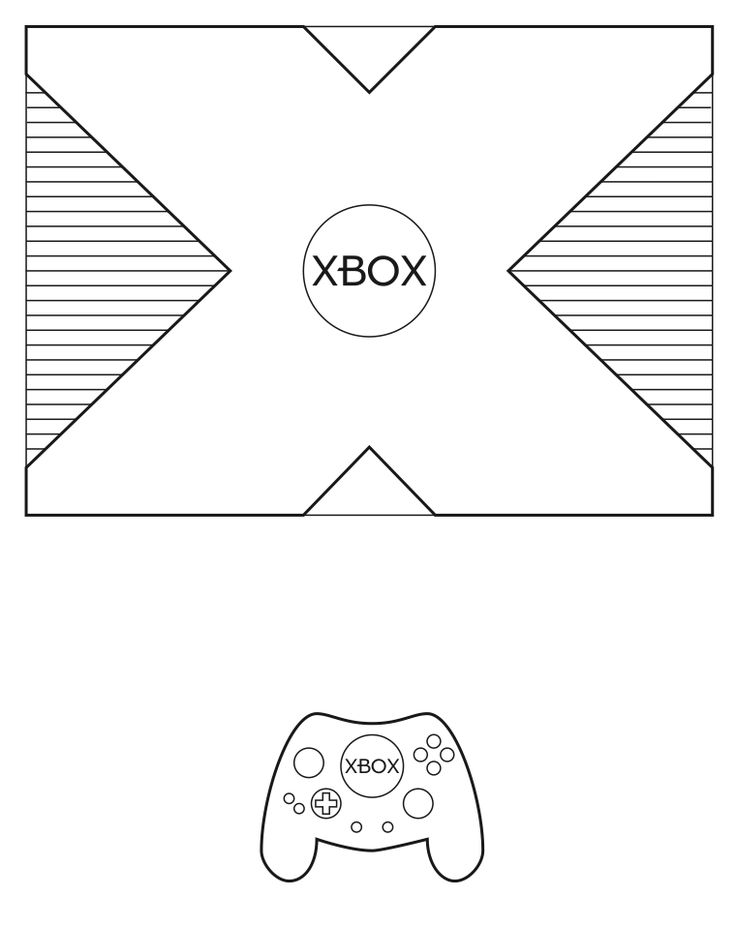 Xbox-cake-template.png (760×956)