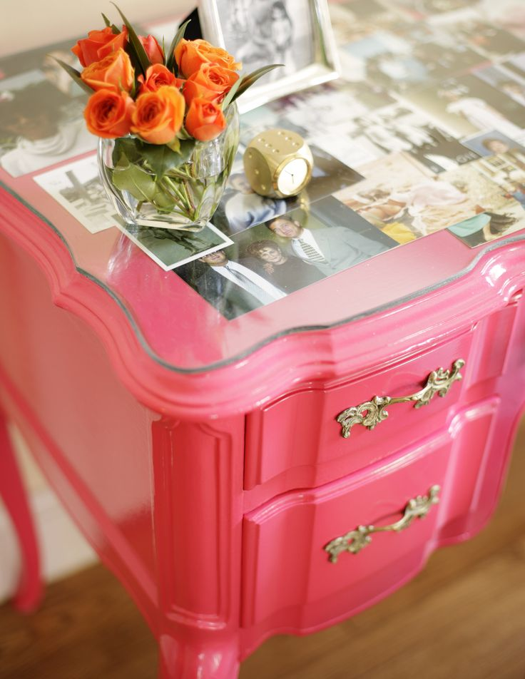 great idea for a #diy ...love the pink!