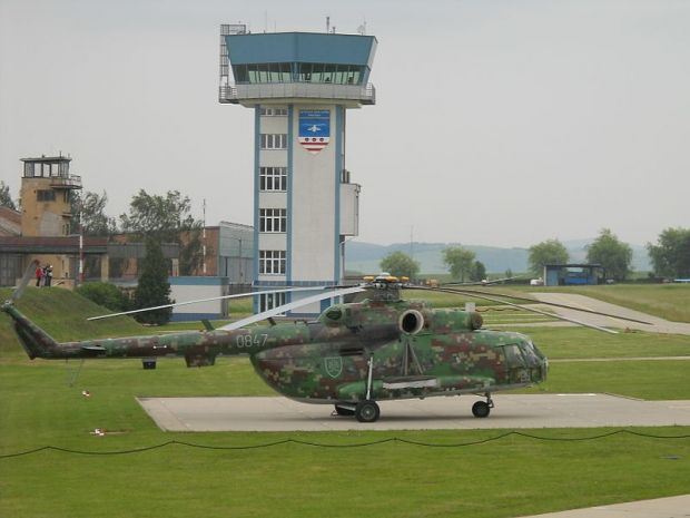"""Slovakian Mil Mi-17 """"Hip"""". Country currently seeking it's replacement."""