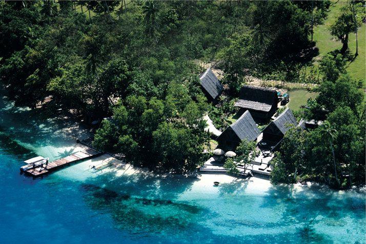 Ratua Private Island, Sanma Province, Vanuatu...I hear that Vanuata is the bomb!
