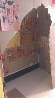 cave art display idea
