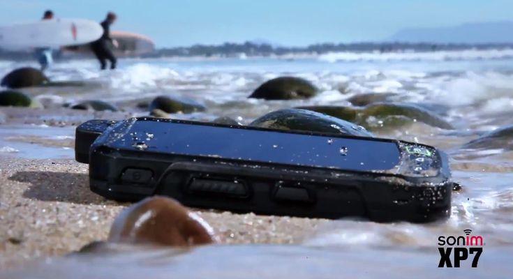 Sonim XP7, el smartphone indestructible