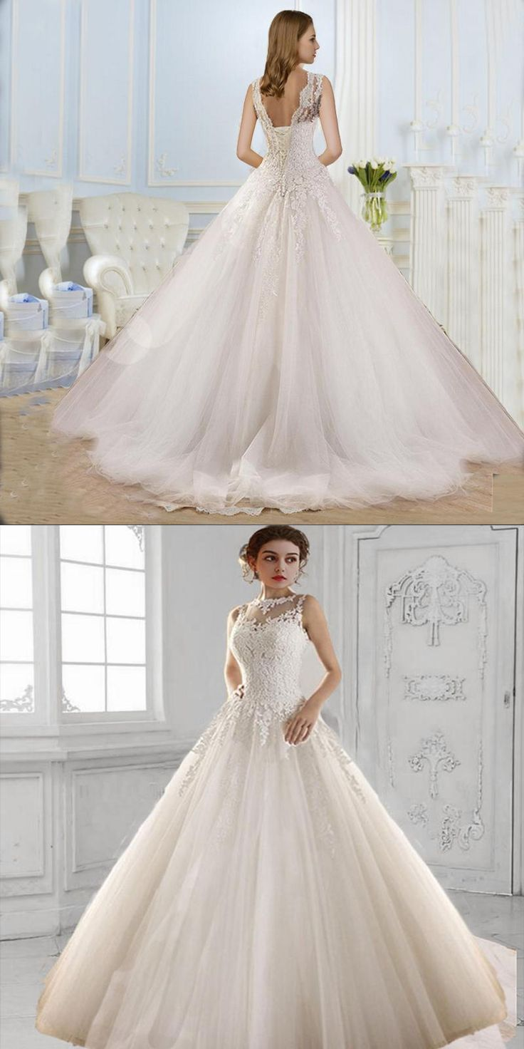 The 55 best Wedding Dresses images on Pinterest | Bridal gowns ...