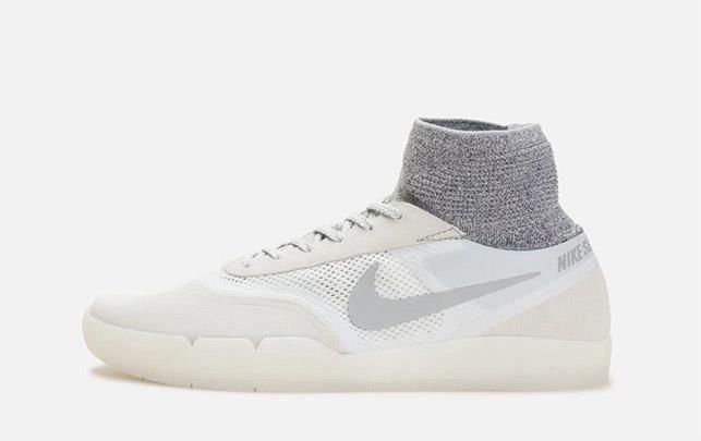 Ny tendens: Nu kommer dine sneakers med sokker