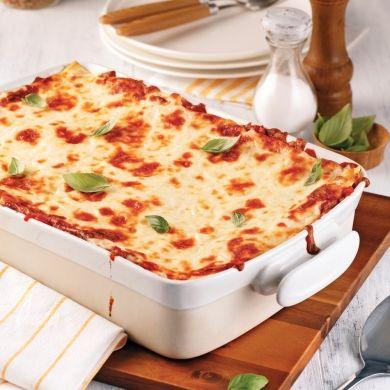 Lasagne sauce bolognaise aux champignons - Recettes - Cuisine et nutrition - Pratico Pratique