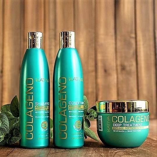 #Kativa #Colageno Είσαι έτοιμη να υποδεχτείς την ελαστικότητα στα μαλλιά σου; Άμεση αναζωογόνηση και αναδόμηση της τρίχας με την λάμψη και την νεανικότητα που αξίζει στα μαλλιά σου! 😘🔝 Shop➡️ https://goo.gl/n1HUAX ✔️ #Beautytestboxeshop *οι παραγγελίες πραγματοποιούνται μέσω του site, με inbox στα social media, και τηλεφωνικά ☎210 5710310 #beautytestbox #GreekEshop #shippingtoCyprus #haircare