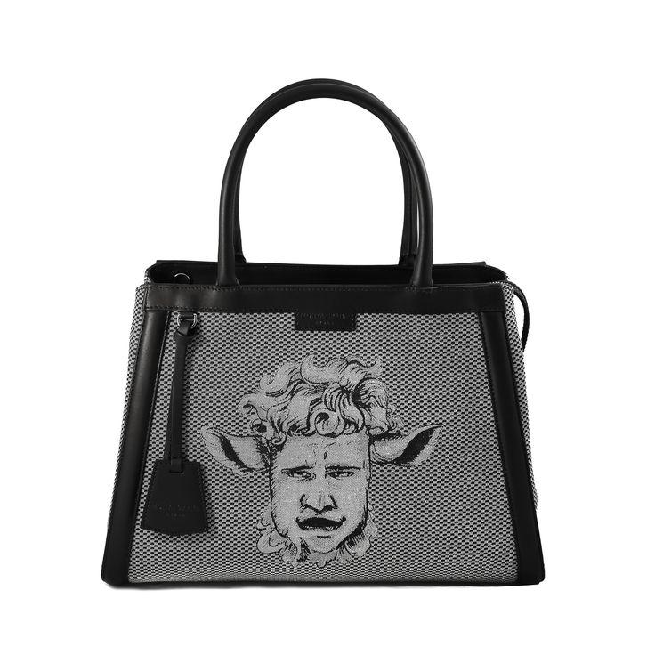 Borse da donna in pelle luxury dallo stile barocco www.monyagrana.com