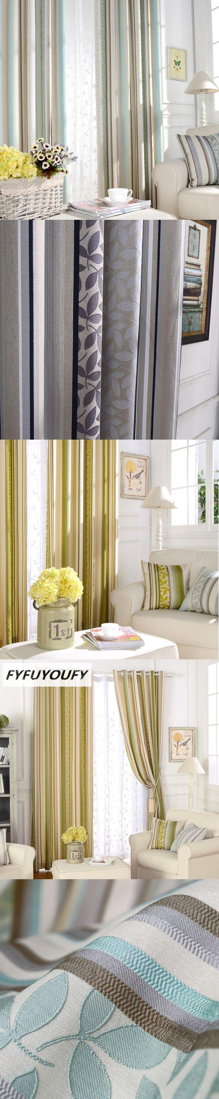 Best Striped curtains ideas on Pinterest