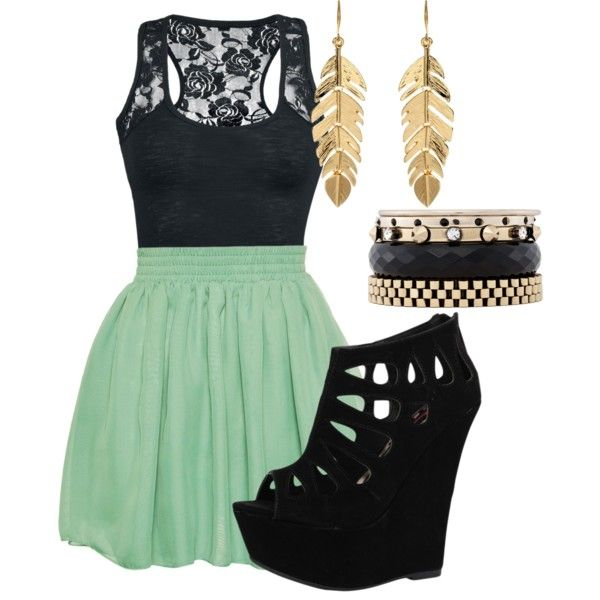 Untitled #471 by ugafaninky on Polyvore featuring polyvore, fashion, style, Dollhouse, Iosselliani, Amrita Singh and clothing