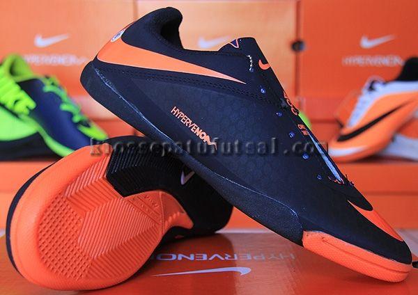 Sepatu Futsal Nike Hypervenom Hitam Strip Orange KW Super, Harga:160.000, Kode:Hypervenom Hitam Strip Orange KW Super, Hub: SMS/BBM ke:8985065451/75DE12D7, Cek stok: http://kiossepatufutsal.com/nike-hypervenom-hitam-strip-orange-kw-super