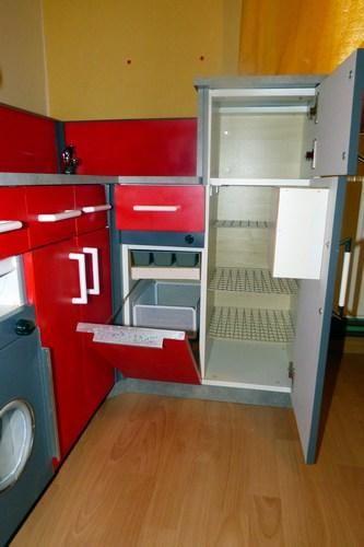 Mini frigo americain