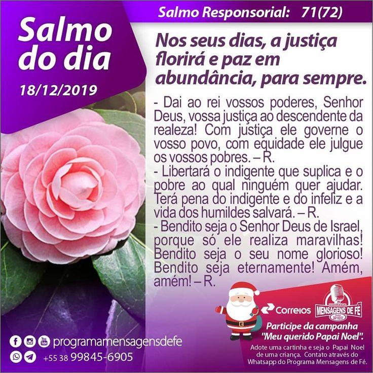 Pin Em Salmos