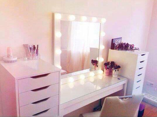 Makeup Tafel Make Up Kaptafels Tafel Idee 235 N En Make