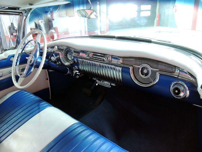 Oldsmobile - 98 Holiday - 1955 - Catawiki