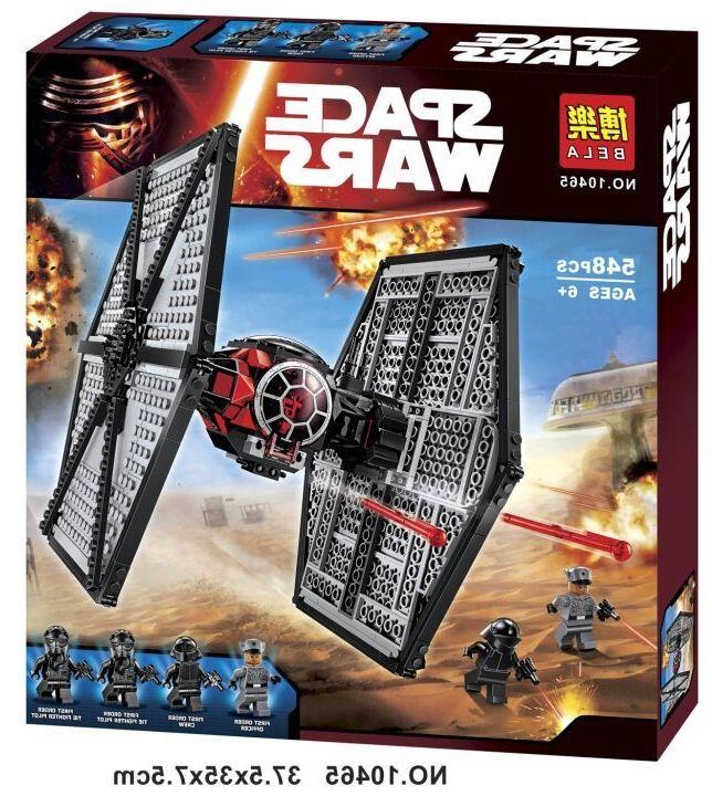 26.96$  Buy now - https://alitems.com/g/1e8d114494b01f4c715516525dc3e8/?i=5&ulp=https%3A%2F%2Fwww.aliexpress.com%2Fitem%2FLEPIN-Star-Wars-First-Order-Special-Forces-TIE-Fighter-Figure-Toys-building-blocks-set-marvel%2F32745267266.html - BELA 10465 Star Wars First Order Special Forces TIE Fighter Figure Toys building blocks set marvel 26.96$