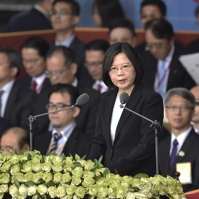 World: Taiwans President Tsai Ing-wen Says She Wont Bow to Beijing   New story from TIME in World : Taiwans President Tsai Ing-wen Says She Wont Bow to Beijing  TIME.com World