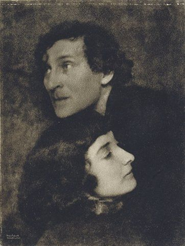 Bella and Marc Chagall