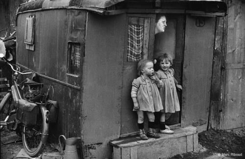 Marc Riboud, Paris 1953