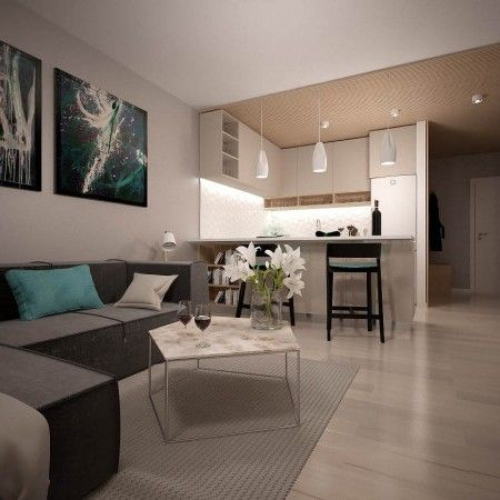 Malé Krasňany| 2-izbový byt