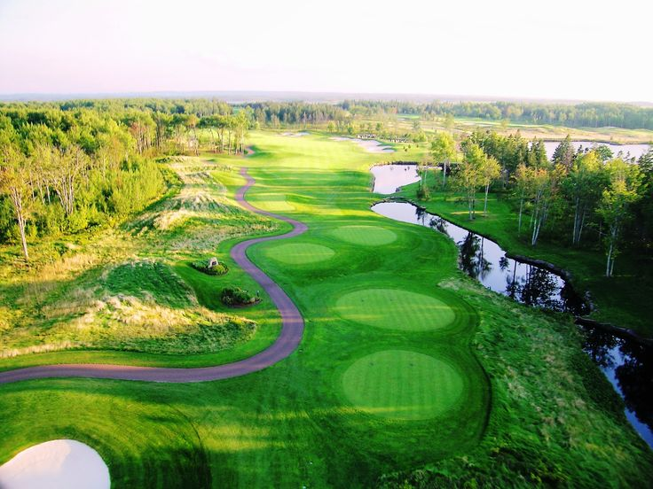Choose your tee at Fox Harb'r Resort. #golf