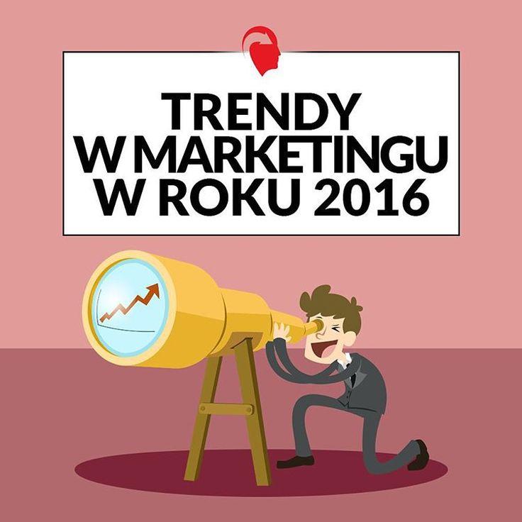 Jakie są najważniejsze trendy w #marketing 2016? 11 ekspertów dzieli się swoimi opiniami. Sprawdźcie! bit.ly/2016trendy