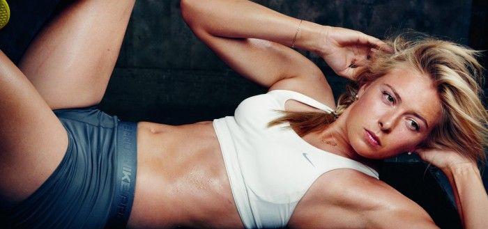 Maria Sharapova Nike Commercial