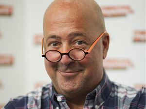 What's the one thing Travel Channel's Andrew Zimmern of Bizarre Foods won't eat? Find out! and 5 more surprising things about the star! >> http://www.rd.com/food/fun/andrew-zimmern-bizarre-foods/  @Andrew Zimmern