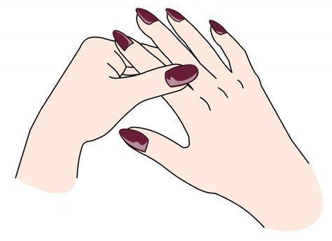 指を1分間揉むと、自分の体に起こる変化にビックリ。