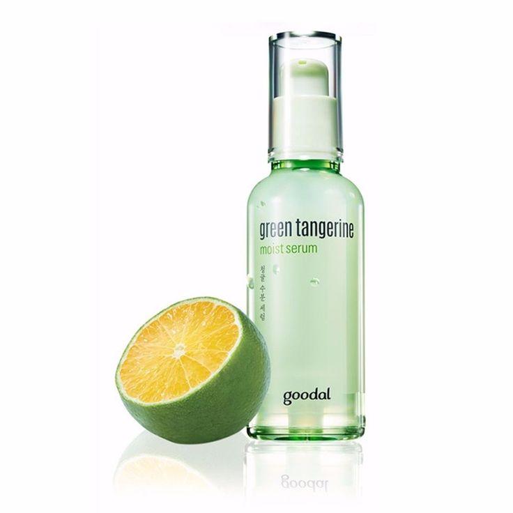 Goodal Green Tangerine Moisturizing Moist Serum 50ml #Goodal