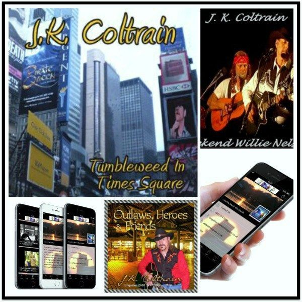 He first cracked the country music charts in 1987. This was with a self-penned song, 'West Virginia You're Still My Home' on the Studio 7 label. He enjoyed a number of chart successes including being shown in the Top 40 in Europe for 41 straight weeks.  JK Coltrain Singer Songwriter Nashville