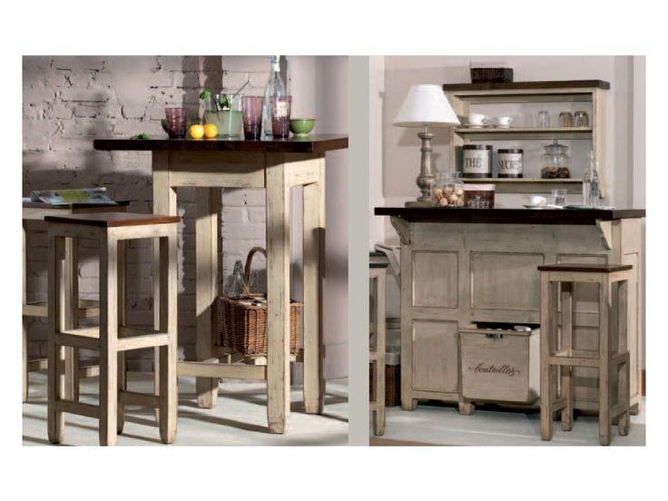 Barový stůl Cottage - Interiér de l´Art