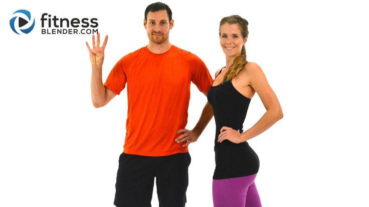 Day 4: Fitness Blender HIIT