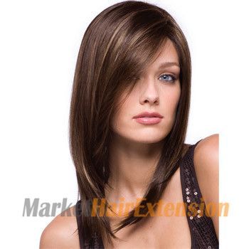 Ombre hair extensions are different from the traditional ones and it intends to cover more than one color. As now the variety of hairstyles, our extensions can offer you a brilliant option for styling.