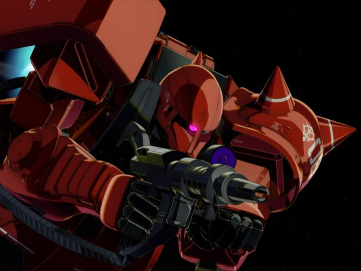 If you haven't watched episode 5 of Gundam: The Origin, you need to NOW! I'm so hyped for the next episode 🙌🏻  Anime - Gundam: The Origin  ————  ~ seiji  ———————————  #gundam #gundamuniverse #gundamtheorigin #zakui #charszakui #zeon #principalityofzeon #oneyearwar #universalcentury #anime #ova
