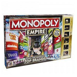Настольная игра «Монополия Империя» обновленная Hasbro Gaming