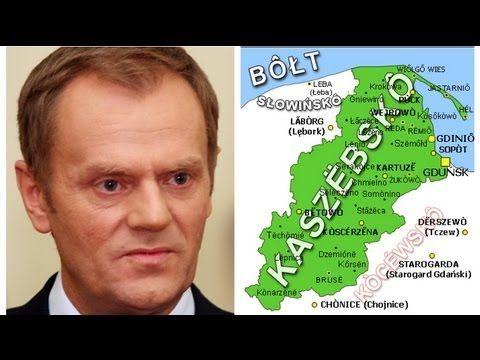 Tusk nadal chce oderwać Kaszuby od Polski? (19.11.11)