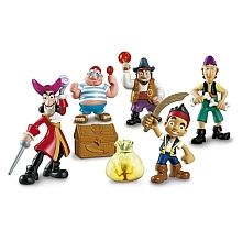Fisher Price - Jake et les Pirates - Pack de 5 figurines - Seulement chez Toysrus !