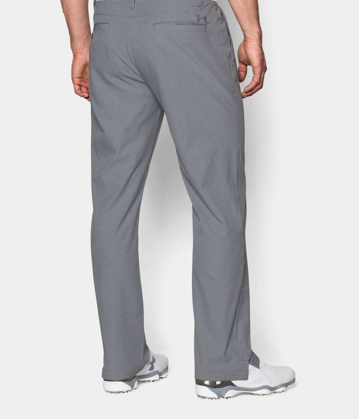 Men S Ua Match Play Vented Pants Golf Pants Pants