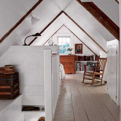 Great idea for attics