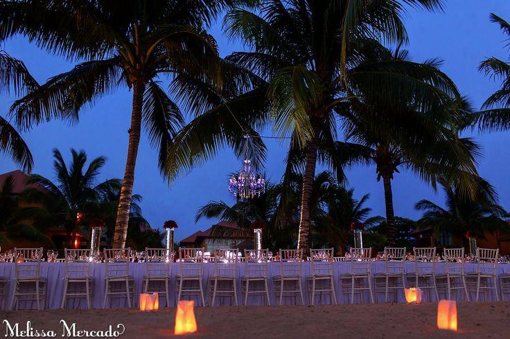 Stunning outdoor reception secretsauracozumel photo for 2 mid america plaza oakbrook terrace