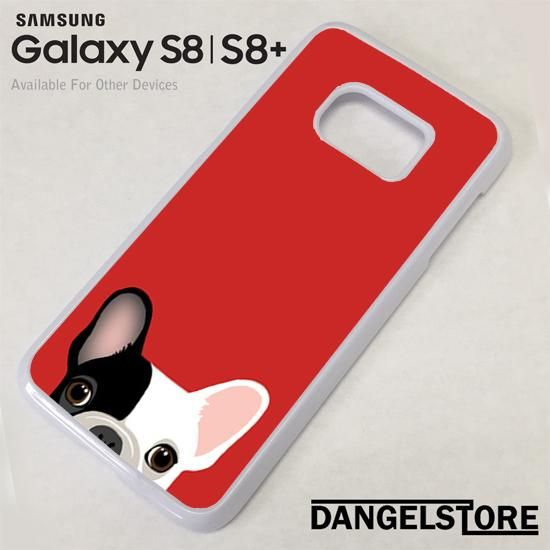 red french bulldog For Samsung S8 | S8 Plus Case